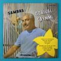 10 INCHES DORIVAL CAYMMI SAMBAS BRAZIL