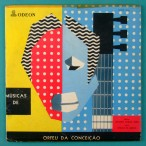 10 INCHES OST ORFEU DA CONCEICAO 1956 TOM JOBIM LUIZ BONFA BOSSA NOVA BRAZIL
