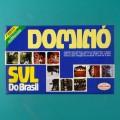 GAMES DOMINO SUL DO BRASIL COLUNA VINTAGE TOYS 80'S RIO GRANDE DO SUL BRAZIL