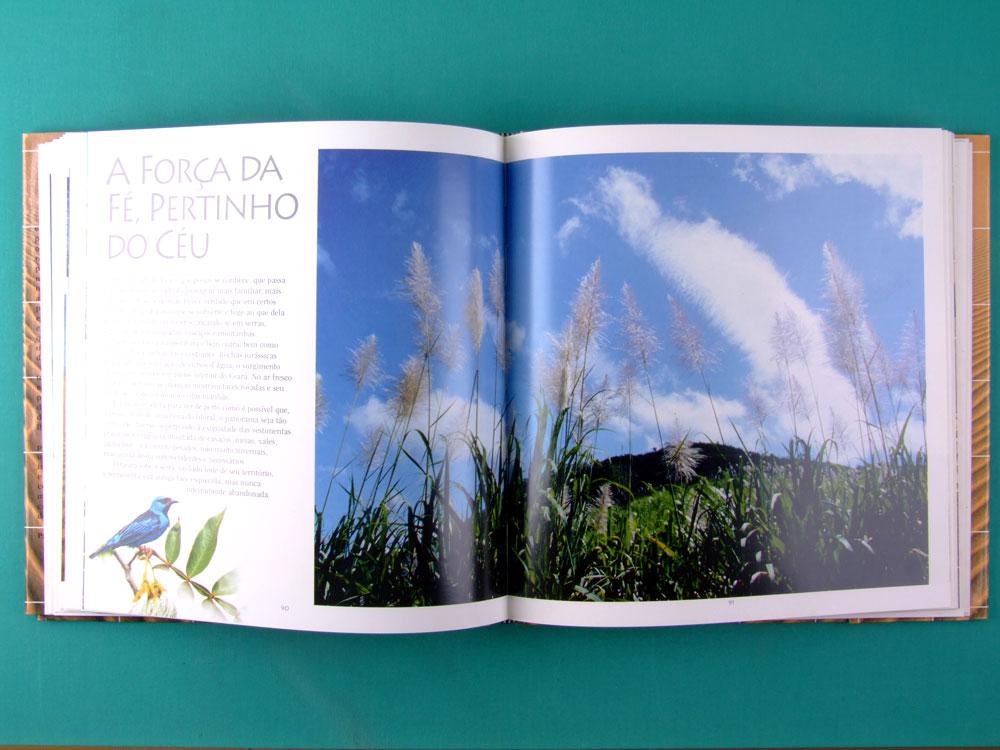 BOOK CEARA TERRA DA LUZ 1996 BRAZIL