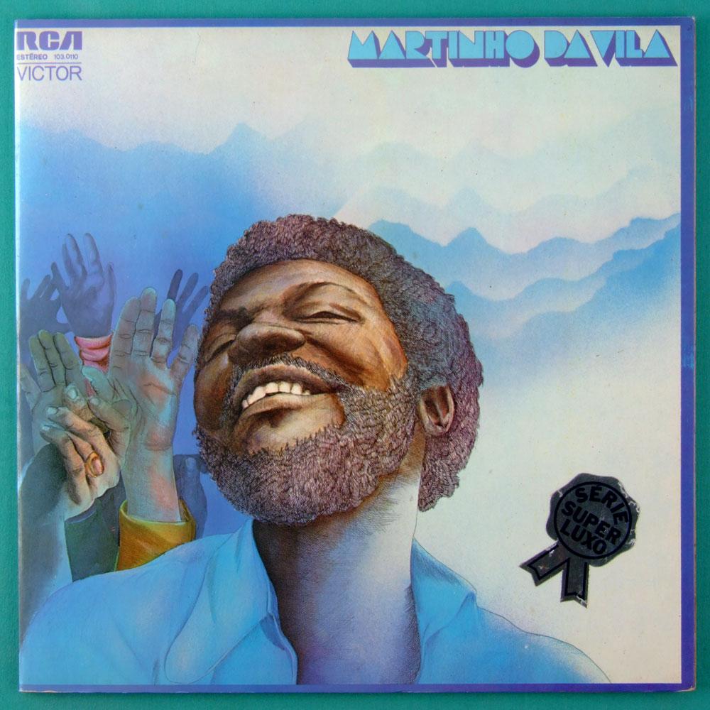 LP MARTINHO DA VILA CANTA CANTA MINHA GENTE 1974 SAMBA BOSSA FOLK BRAZIL