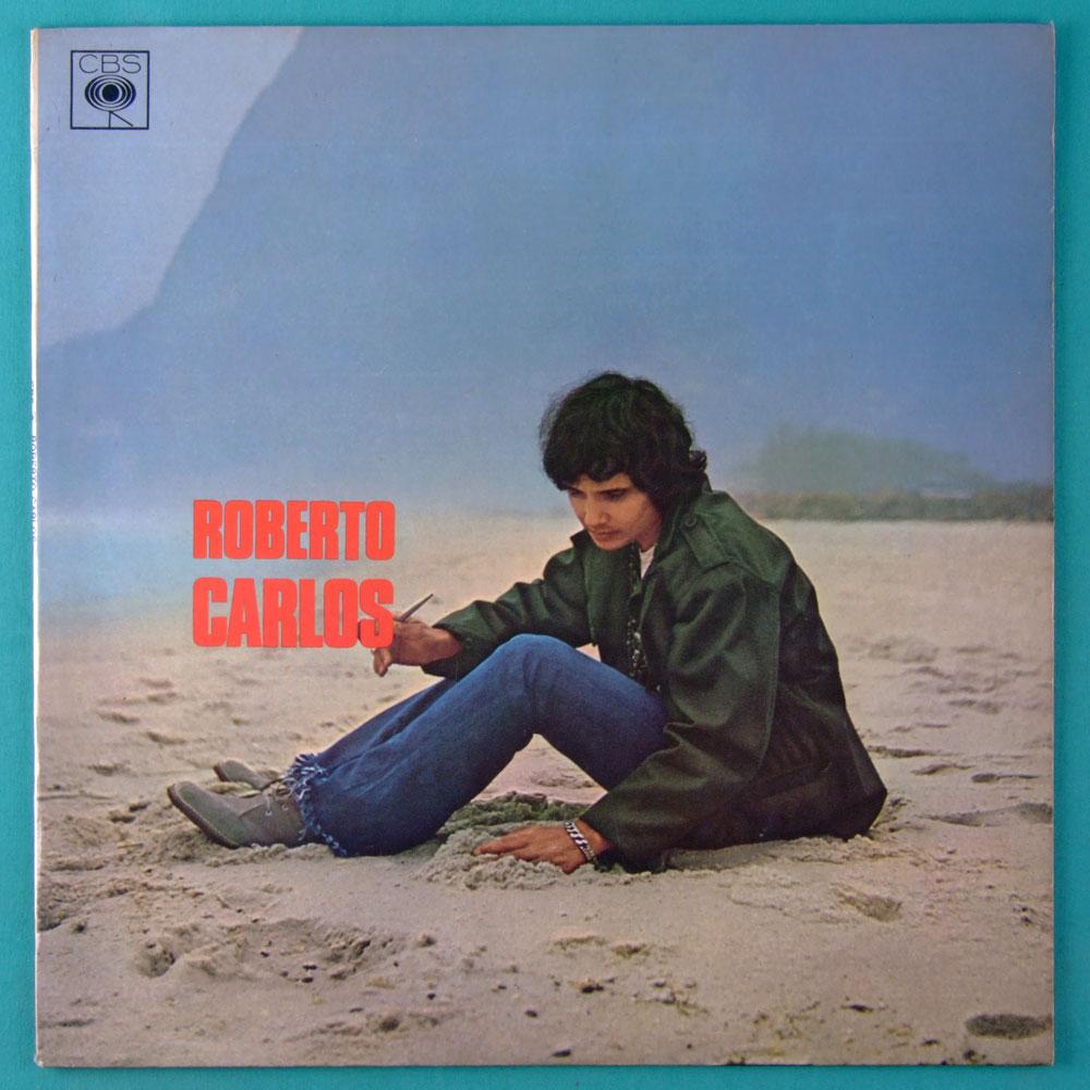 LP ROBERTO CARLOS 1969 MONO DIAMANTE COR DE ROSA SOUL GROOVE ROCK BEAT JOVEM GUARDA BRASIL