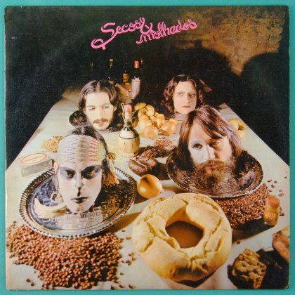 LP SECOS & MOLHADOS 1973 2ND EDITION GLITTER ROCK FOLK PSYCH BRAZIL