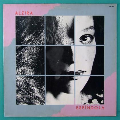LP ALZIRA ESPINDOLA FOLK PSYCH 1987 BRAZIL