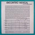 LP ANTONIO ADOLFO ENCONTRO MUSICAL JAZZ BOSSA NOVA SOUL BRAZIL