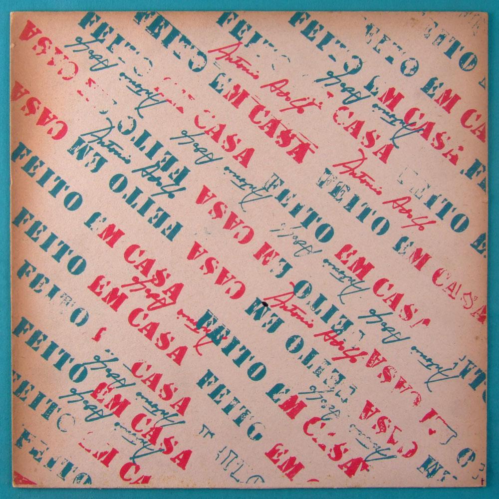 LP ANTONIO ADOLFO FEITO EM CASA 1977 JAZZY BOSSA SOUL BRAZIL