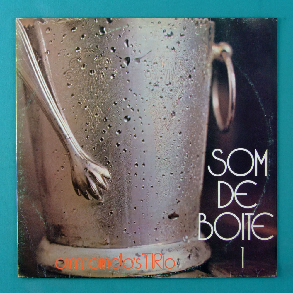 LP ARMANDO'S TRIO SOM DE BOITE 1 1969 SAMBA BOSSA BRAZIL