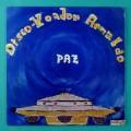 LP ARNALDO BAPTISTA DISCO VOADOR 1988 MUTANTES FOLK ROCK PSYCH INDIE BRAZIL