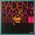 LP BADEN POWELL MARCIA ORIGINAIS DO SAMBA 1968 2ND BOSSA BRAZIL