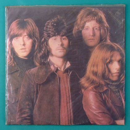 LP BADFINGER STRAIGHT UP 1972 APPLE BEATLES BRAZL