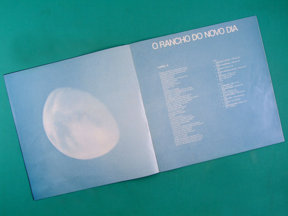 LP BOX GILBERTO GIL O CORDAO DA LIBERDADE 1981 GROOVE BOSSA BRASIL