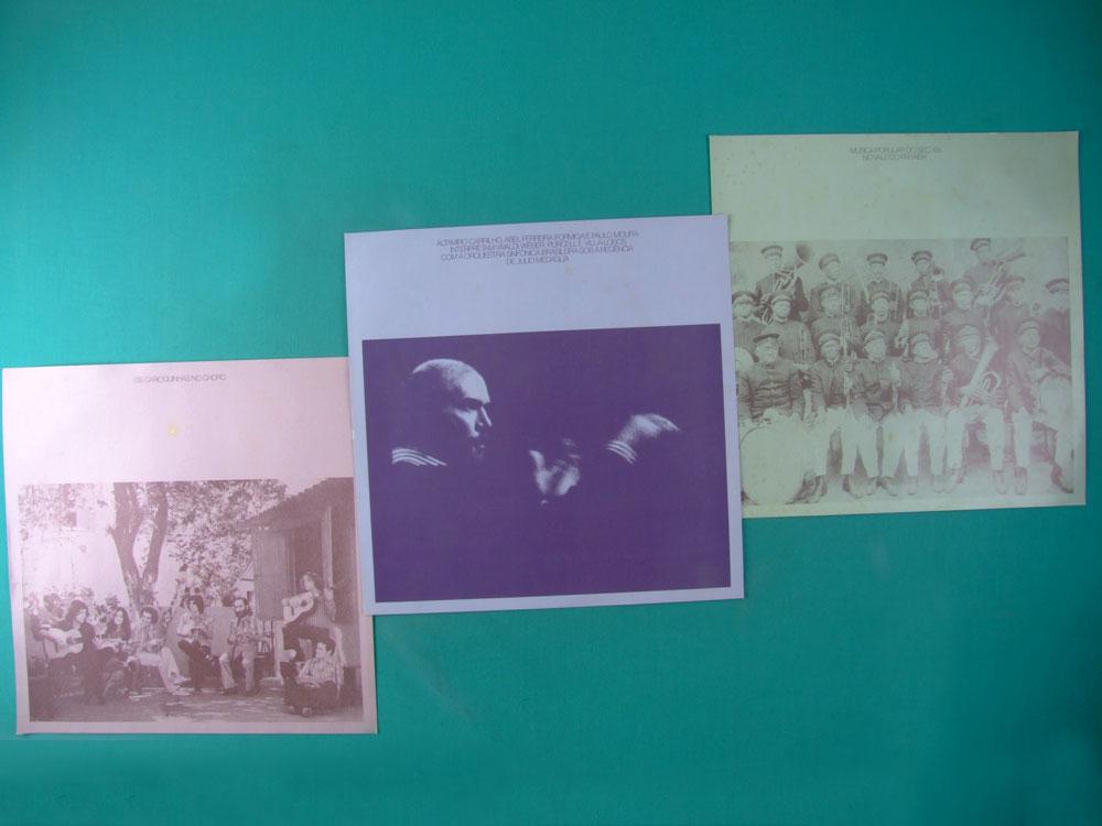 LP BOX COLEÇÃO REDE GLOBO OS CARIOQUINHAS NO CHORO ALTAMIRO CARRILHO ABEL FERREIRA FORMIGA E PAULO MOURA MUSICA POPULAR DO SEC.XIX NO VALE DO PARAIBA BRAZIL