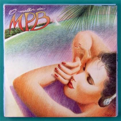 LP BOX O MELHOR DA MPB 1990 DURVAL FERREIRA BRAZIL