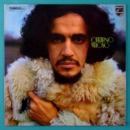 LP CAETANO VELOSO 1971 LONDON GROOVE BOSSA PSYCH BRAZIL
