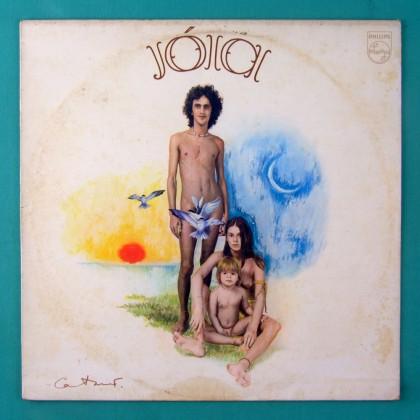 LP CAETANO VELOSO JOIA 1975 1ST PRESS GILBERTO GIL BENDENGO GROOVE BOSSA PSYCH BEATLES BRAZIL