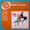 LP DONATO E SEU TRIO A VONTADE 1979 BOSSA BRAZIL