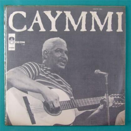LP DORIVAL CAYMMI 1967 MONO BOSSA SAMBA ROOTS BRAZIL