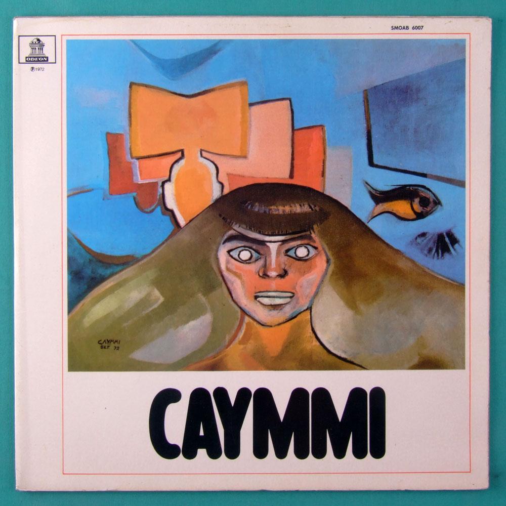 LP DORIVAL CAYMMI 1972 AFRO GROOVE BOSSA SAMBA ROOTS BRAZIL