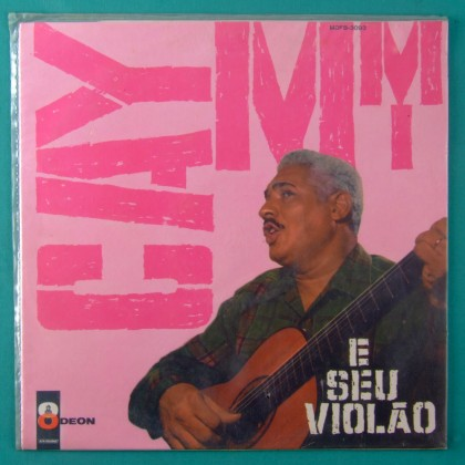 LP DORIVAL CAYMMI E O SEU VIOLAO 1964 MONO BOSSA SAMBA ROOTS BRAZIL