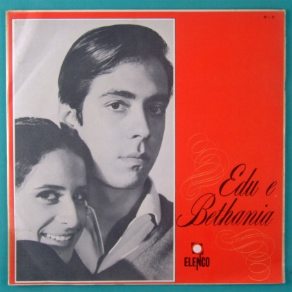 LP EDU E BETHANIA 1967 1ST DORI CAYMMI EDSON MACHADO JAZZ BOSSA NOVA FOLK BRAZIL