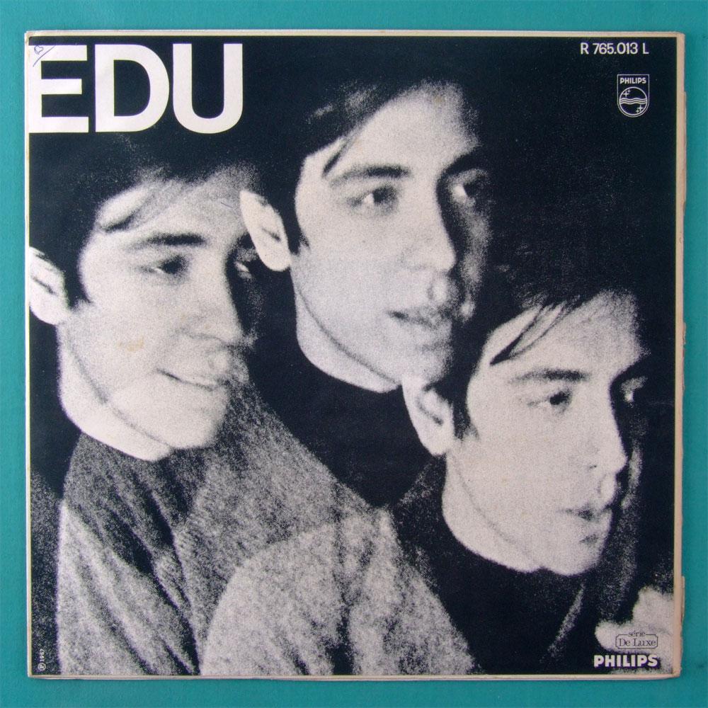 LP EDU LOBO 1967 JAZZ BOSSA NOVA FOLK SAMBA BRAZIL