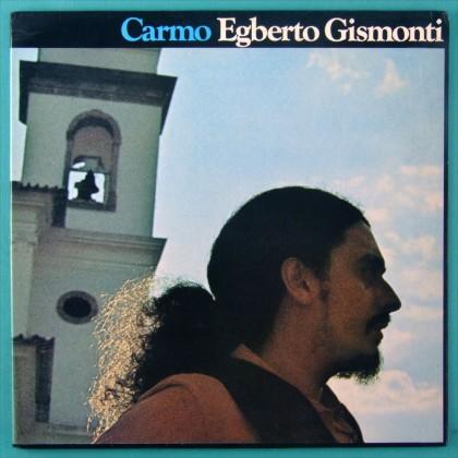 LP EGBERTO GISMONTI CARMO 1977 BOSSA JAZZ GROOVE BRAZIL