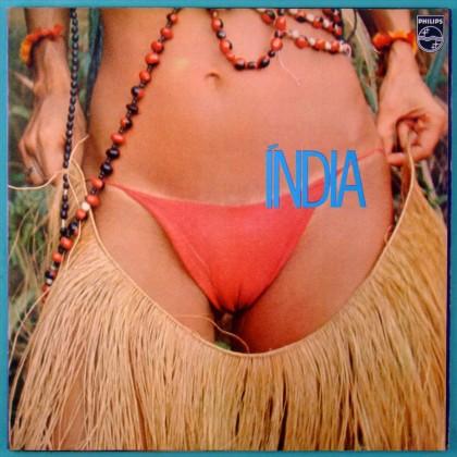 LP GAL COSTA INDIA 1973 1ST ROGERIO DUPRAT GILBERTO GIL VEROCAI DOMINGUINHOS TENORIO JR TONINHO HORTA FOLK PSYCH BOSSA BRAZIL