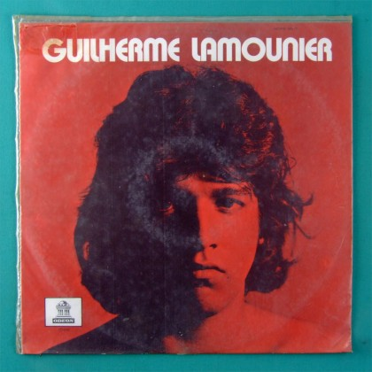 LP GUILHERME LAMOUNIER 1970 FOLK PSYCH HIPPIE ACID ROCK ORIGINAL BRAZIL