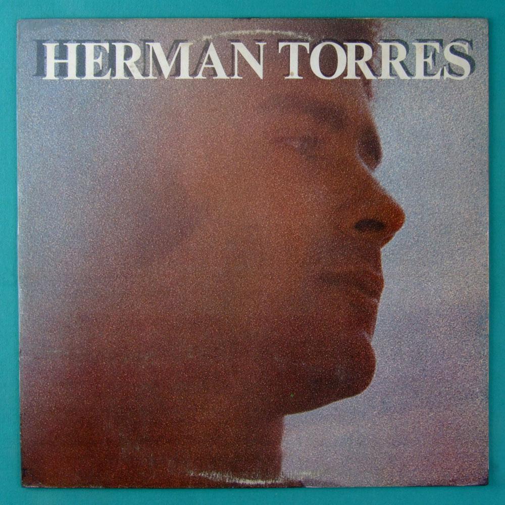 LP HERMAN TORRES 1980 ROBSON JORGE FOLK BRAZIL