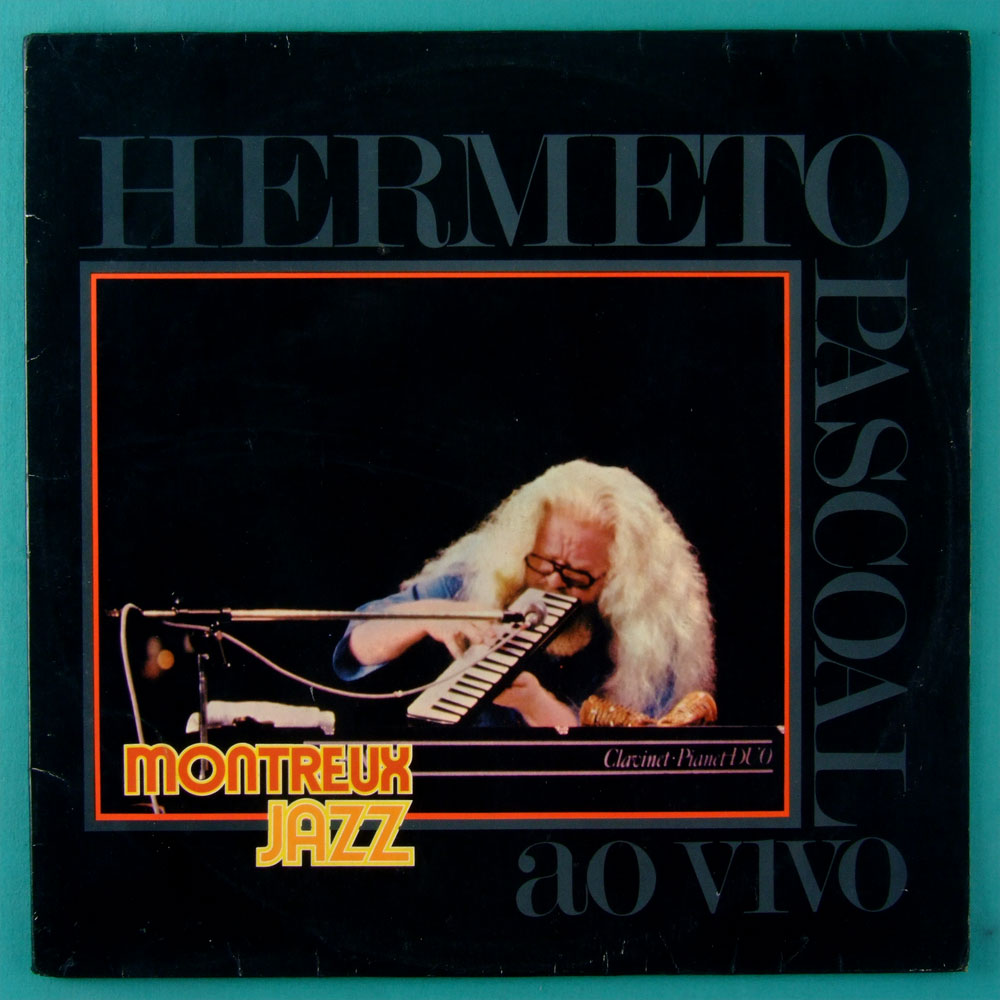 LP HERMETO PASCOAL MONTREUX 1979 FREE JAZZY PSYCH EXP BRAZIL