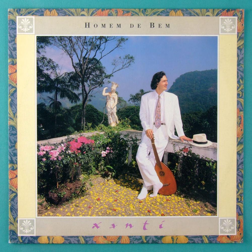 LP TOMAZ LIMA HOMEM DE BEM XYNTI 1993 MANTRA EDSON FREDERICO WALTEL BRANCO BRAZIL
