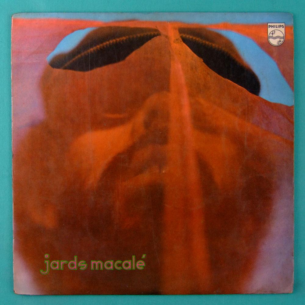 LP JARDS MACALE 1972 POKORA DEBUT FOLK PSYCH LANNY GORDIN TROPICALIA BRAZIL