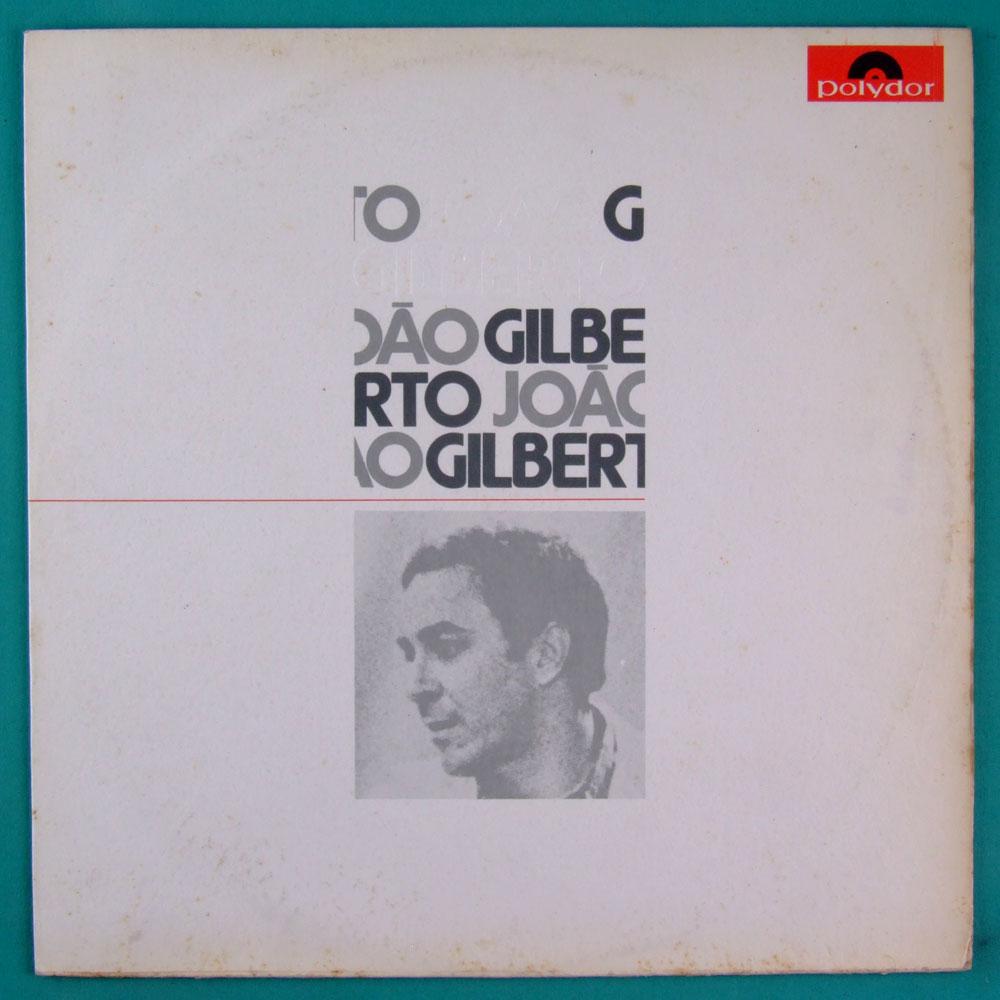 LP JOAO GILBERTO 1973 1ST FOLK BOSSA NOVA JAZZ BRAZIL