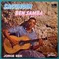 LP JORGE BEN SACUNDIN BEN SAMBA 1964 - 2ND 1982  J T MEIRELLES LUIZ CARLOS VINHAS GROOVE FUNK BOSSA BRAZIL