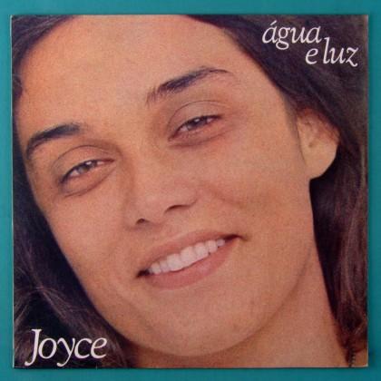 LP JOYCE AGUA E LUZ 1981 SAMBA FOLK BOSSA JAZZ GROOVE BRAZIL