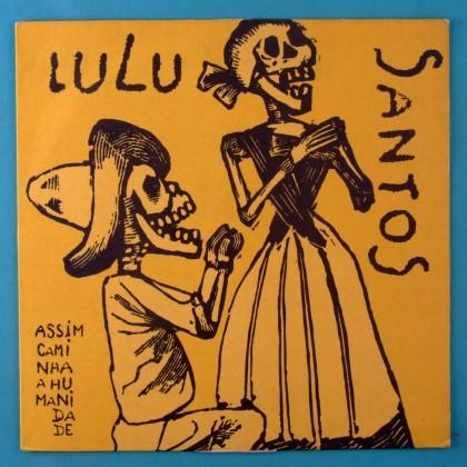 LP LULU SANTOS ASSIM CAMINHA A HUMANIDADE 1994 MEME SOUL PSYCH GROOVE FUNKY DJ BRAZIL