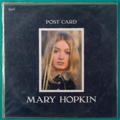 LP MARY HOPKIN POST CARD 1969 APPLE MONO BEATLES BRAZIL