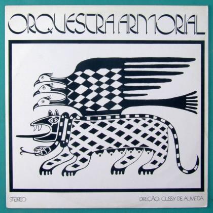 LP CUSSY DE ALMEIDA ORQUESTRA ARMORIAL 1975 ARIANO SUASSUNA REGIONAL NORTHEASTERN BRAZIL