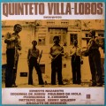 LP QUINTETO VILLA LOBOS INTERPRETA 1977 ERNESTO NAZARETH PAULINHO DA VIOLA BRAZIL