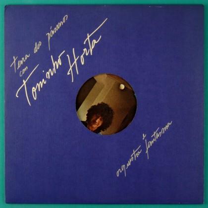 LP TONINHO HORTA TERRA DOS PASSAROS 1979 INDEPENDENT MINAS CAIXA JAZZ FOLK BRASIL