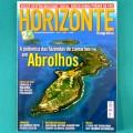 MAG HORIZONTE GEOGRÁFICO #109 ADVENTURE TOUR TRAVEL BRASIL