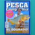 MAG PESCA E COMPANHIA FISHING #157 2008 SPORTING TOUR BOAT BRAZIL
