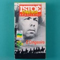 VHS ISTO E CINEMA BRASILEIRO 1997 O CANGACEIRO 1953 LIMA BARRETO NORTHEASTERN BRAZIL