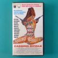 VHS 007 JAMES BOND CASSINO ROYALE 1967 BRAZIL