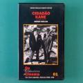VHS ORSON WELLES CIDADAO KANE CLASSICS OF CINEMA 01 BRAZIL
