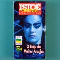 VHS HECTOR BABENCO O BEIJO DA MULHER ARANHA  ISTO É CINEMA BRASILEIRO 08 SONIA BRAGA BRAZIL