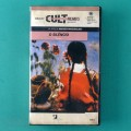 VHS MOHSEN MAKHMALBAF UO SILENCIO SOUKUT 1998 COLECAO CULT FILMES BRAZIL