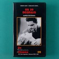 VHS ALFRED HITCHCOCK OS 39 DEGRAUS THE CLASSICS OF CINEMA 05 BRAZIL