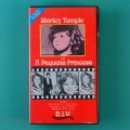 VHS WALTER LANG A PEQUENA PRINCESA SHIRLEY TEMPLE BRAZIL