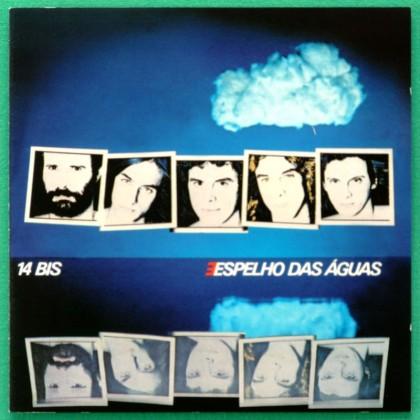 CD 14 BIS ESPELHO DAS AGUAS 1981 FOLK MINAS ROCK PROG BRAZIL